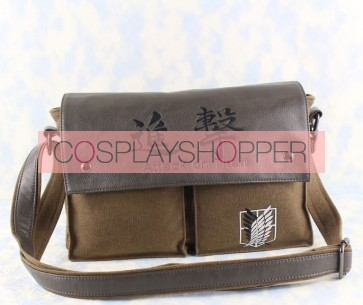 Attack On Titan Recon Corps Cosplay Shoulder Bag