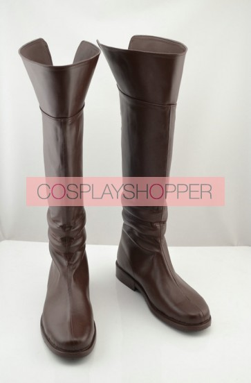 Attack On Titan Shingeki no Kyojin Titan Cosplay Boots