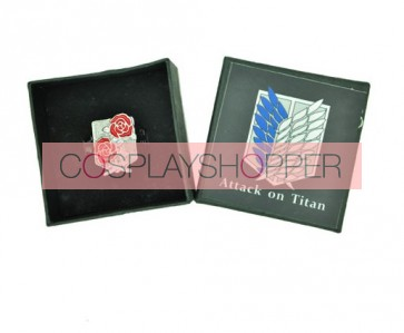 Attack On Titan Stationed Corps Cosplay Ring