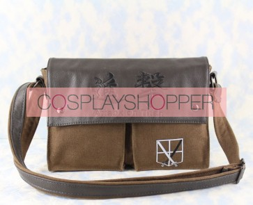 Attack On Titan Training Corps Cosplay Shoulder Bag