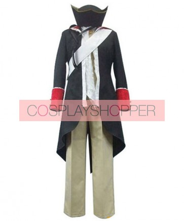 Axis Powers Hetalia Prussia Cosplay Uniform