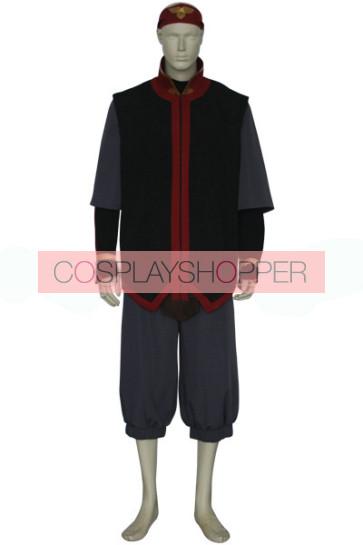 Avatar The Last AirBender Aang Cosplay Costume
