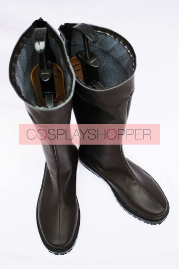 Axis Powers Hetalia Faux Leather Cosplay Boots