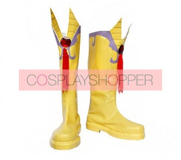 Axis Powers Hetalia Germany Ludwig Doujin Version Cosplay Boots