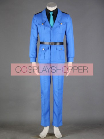 Axis Powers Hetalia Italy Cosplay Costume