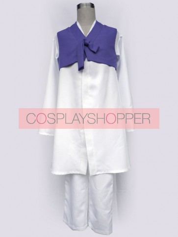 Axis Powers Hetalia Korea Im Yong Soo Cosplay Costume