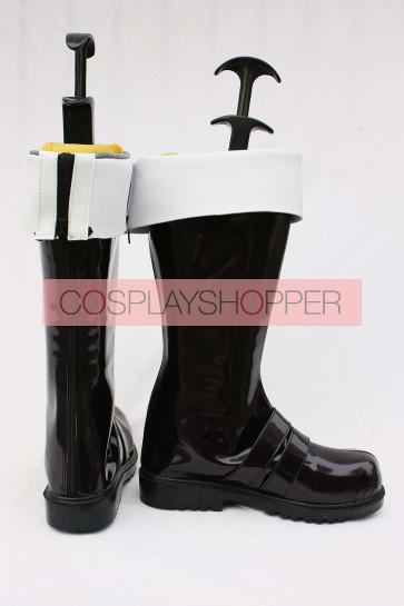 Axis Powers Hetalia Ludwig Cosplay Imitation Leather Boots