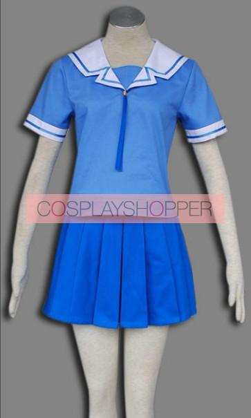 Azumanga Daioh Chiyo Mihama Cosplay Costume