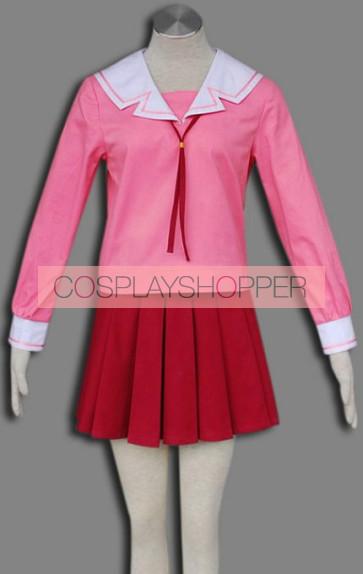 Azumanga Daioh Chiyo Mihama School Cosplay Costume