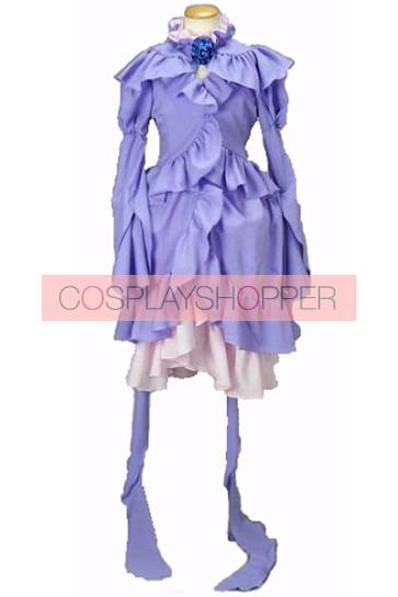 Rozen Maiden Barasuishou Cosplay Costume