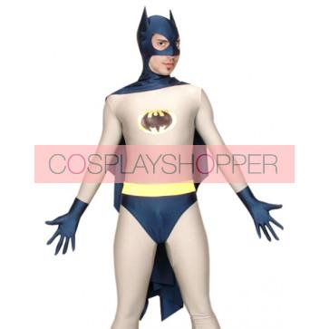 Batman Lycra Spandex Superhero Zentai Suit