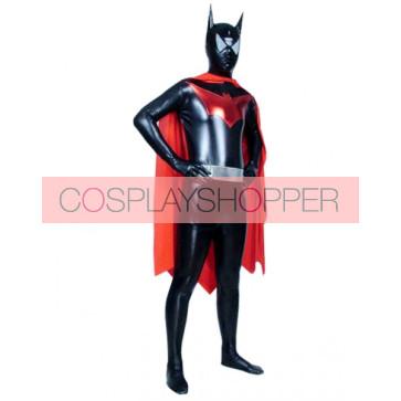 Batman PVC Superhero Zentai Suit