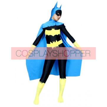 Batwoman Lycra Spandex Superhero Zentai Suit
