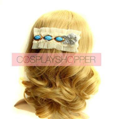 Beautiful Floral Girls Lolita Hairpin