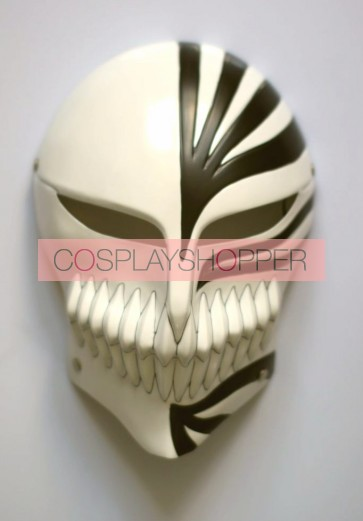 Black Bleach Kurosaki Ichigo PVC Cosplay Hollow Mask