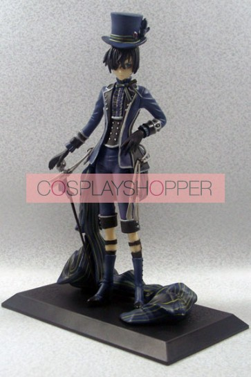 Black Butler Ciel Phantomhive Mini PVC Action Figure - A
