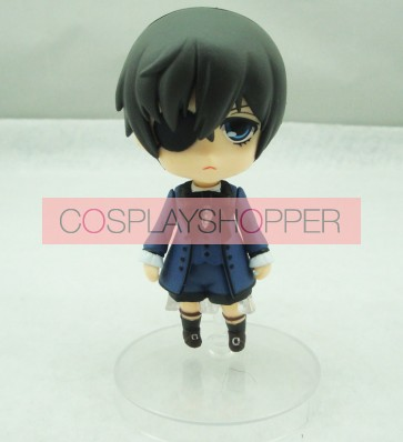 Black Butler Ciel Phantomhive Mini PVC Action Figure - B