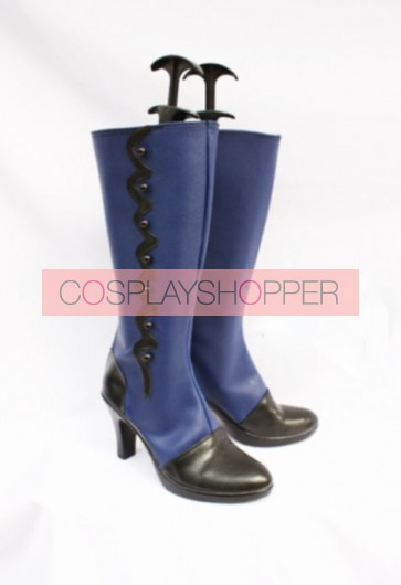 Black Butler Kuroshitsuji Ciel Cosplay Boots