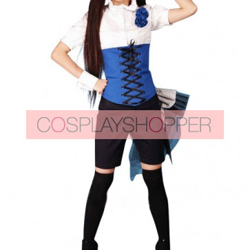 Kuroshitsuji Black Butler Cosplay Costume Version 2