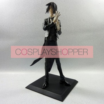 Black Butler Sebastian Michaelis Mini PVC Action Figure - A