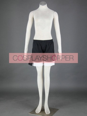 Black Lovely Cotton Lace Lolita Bloomers