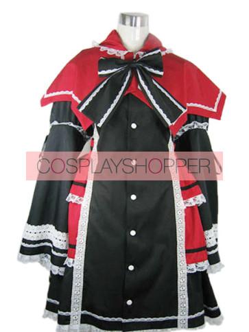 Rozen Maiden Black Rozen Maiden Lolita Dress