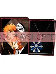 Bleach Alloy Cosplay Pendant Necklace