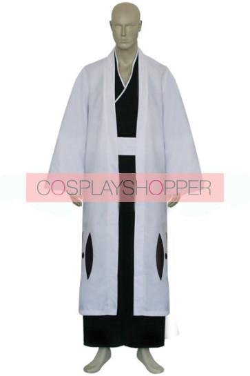 Bleach Captain Ukitake Jushiro Cosplay costume - 13th Division