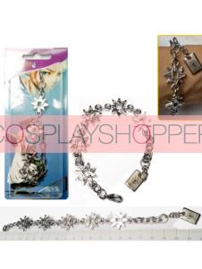 Bleach Hitsugaya Toushirou Alloy Cosplay Bracelet