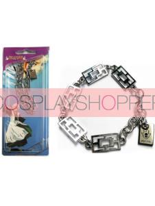 Bleach Kuchiki Byakuya Alloy Cosplay Bracelet