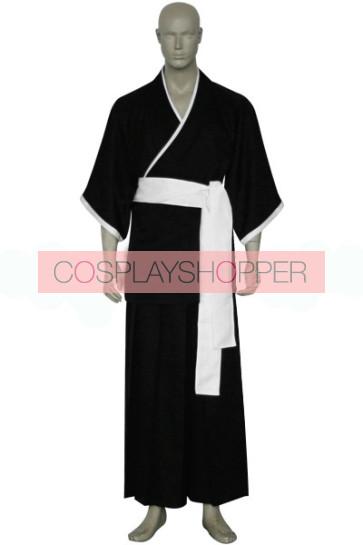 Bleach Lieutenant Kira Izuru Cosplay Costume - 3rd Division
