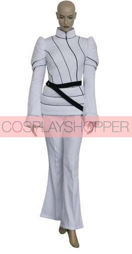 Bleach Nelliel Tu Odelschwanck Espada Uniform Cosplay Costume