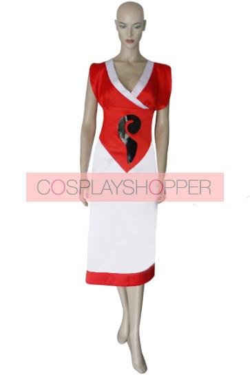 Bleach Shiba Kukaku Cosplay Costume