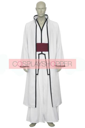 Bleach Sosuke Aizen Cosplay Costume