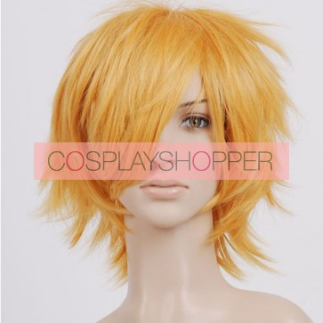 Blonde Dino Cosplay Wig