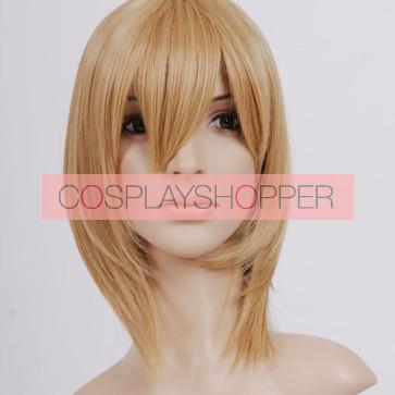 Blonde Liechtenstein Cosplay Wig