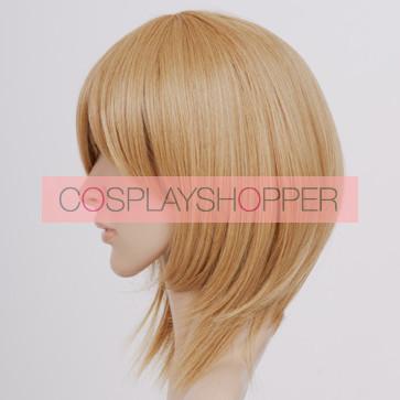 Blonde Mitsukuni Haninozuka Cosplay Wig