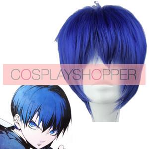 Blue 30cm Arcana Famiglia Nova Cosplay Wig