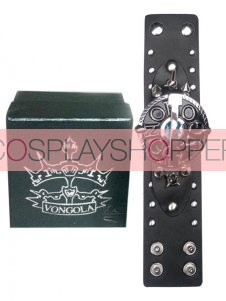 Blue Katekyo Hitman Reborn Cosplay Hand Belt