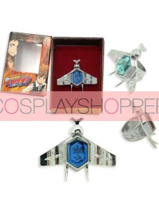 Blue Katekyo Hitman Reborn Cosplay Ring Set