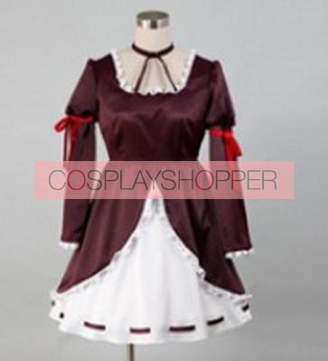 Haganai Hasegawa Kobato Cosplay Costume