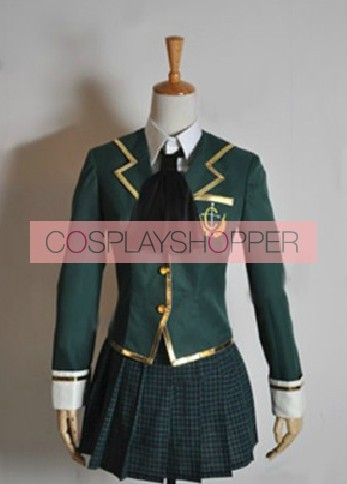 Haganai Yozora Mikazuki Cosplay Costume
