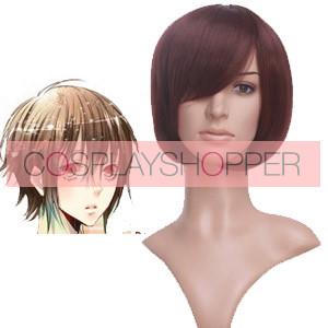 Brown 35cm DuRaRaRa Orihara Kururi Cosplay Wig