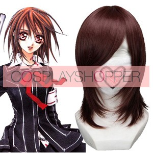 Brown 35cm Vampire Knight Yuki Cross Cosplay Wig