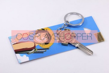 One Piece Cosplay Key Chain