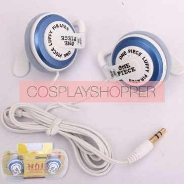 One Piece Cosplay Earphone