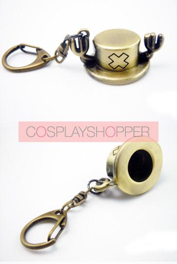 One Piece Tony Tony Chopper Cosplay Key Chain