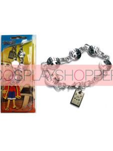 One Piece E Portgas D. Ace Anime Bracelet