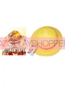 One Piece Monkey D Luffy Cosplay Straw Hat