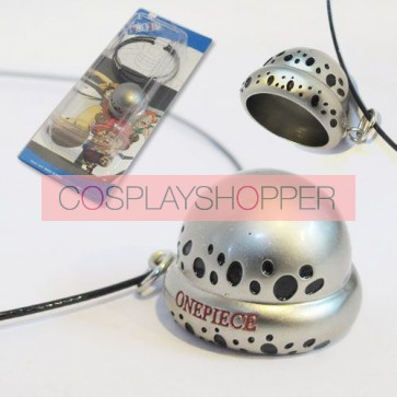 One Piece Alloy Cosplay Key Chain